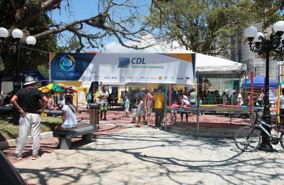 CDL de Balneário Camboriú promove mostra de produtos locais