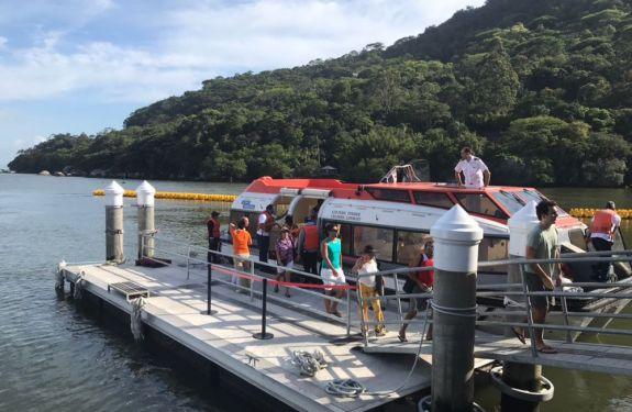CDL de BC promove ação para atrair turistas de navios de cruzeiros