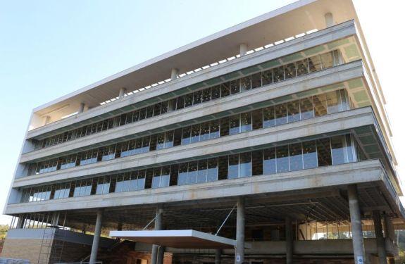 Centro de Inovação de Itajaí está em fase final de construção