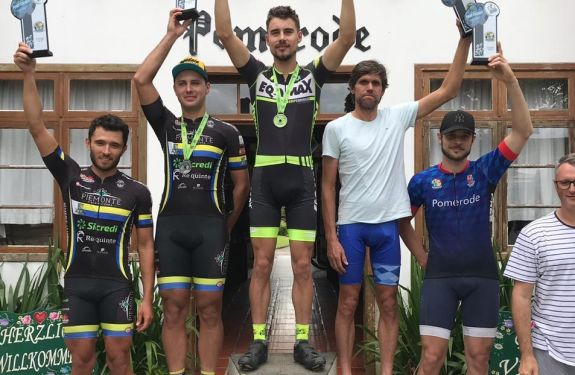 Itapema: Ciclismo conquista bons resultados na Copa Hans Fischer