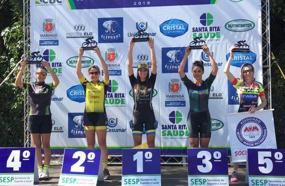 Ciclismo de Itapema conquista vitórias no final de semana