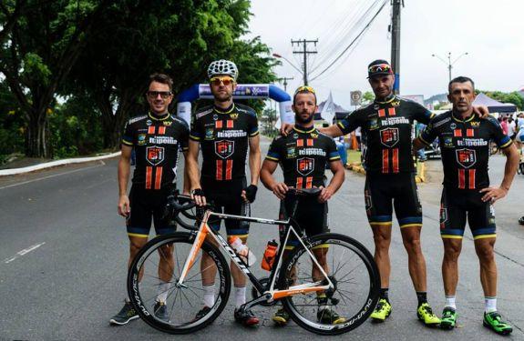 Ciclistas de Itapema disputam Campeonato Pan-Americano
