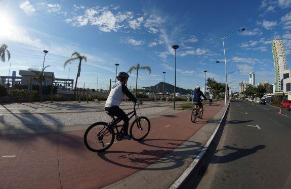 Ciclistas relatam preocupação com educação no trânsito em ITJ