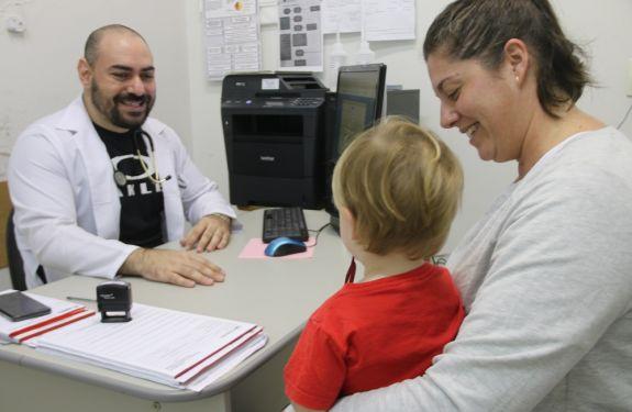 Itapema: Cobertura da Atenção Básica de Saúde chega a 92%