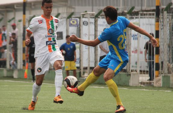 Com gol irregular, Cambura perde em Itajaí: 1x0