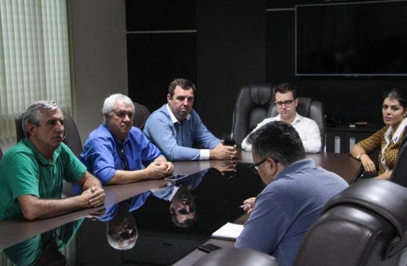 Comissão de Acompanhamento das Obras do Centro de Eventos fará visita técnica a Blumenau