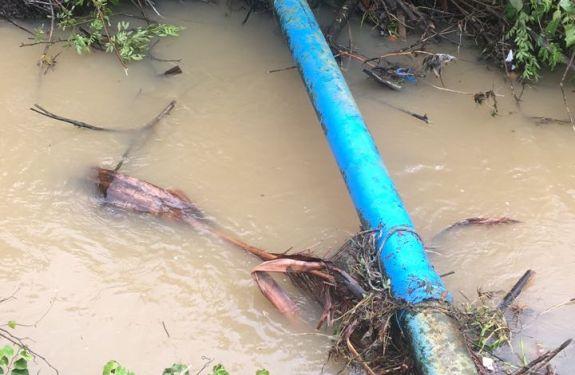 COMUNICADO: Fortes chuvas causam rompimento de rede em Bombinhas