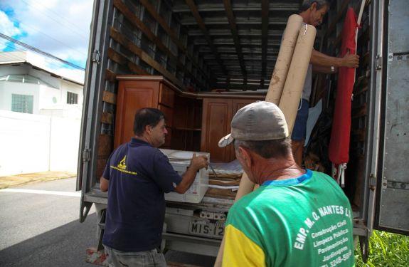 Itajaí: Confira itinerário do Cata Treco nesta semana