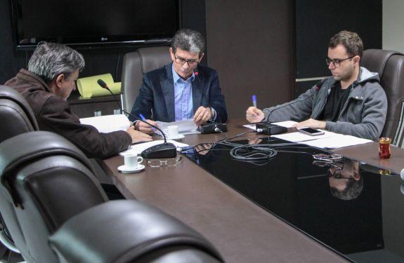 Conselho de Ética ouve vereadores da Câmara de Vereadores de Balneário Camboriú