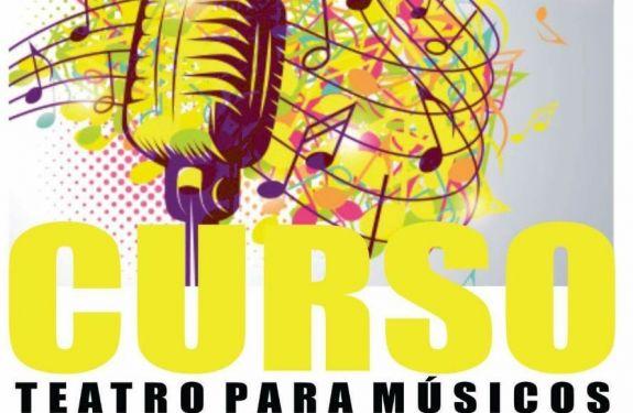 Itajaí Conservatório oferece curso de teatro para músicos