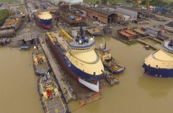 Contrato da Marinha com estaleiro de Itajaí pode gerar até oito mil empregos
