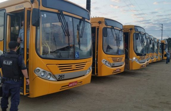 Contrato emergencial do transporte inicia nesta terça-feira em Itajaí