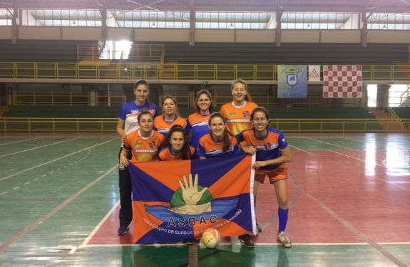 Copa Brasil de Futsal de Surdos conta com equipes de BC