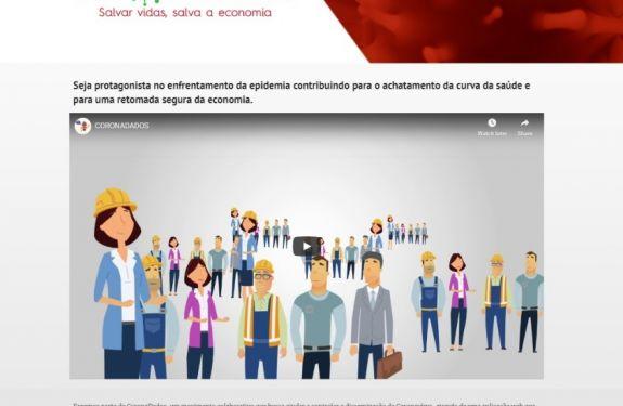 CoronaDados: Trabalhadores de BC serão monitorados por plataforma digital