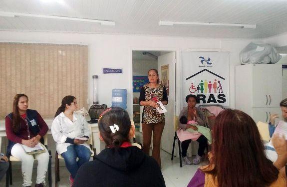 CRAS Nações oferecerá palestra sobre a Síndrome Fetal do Álcool