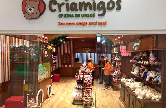 Criamigos resgata experiência lúdica da infância no Balneário Shopping