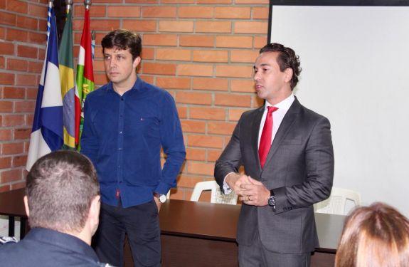 BC: David Queiroz é o novo secretário de Segurança Pública