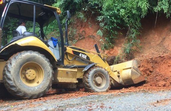 Defesa Civil monitora pontos em Itapema