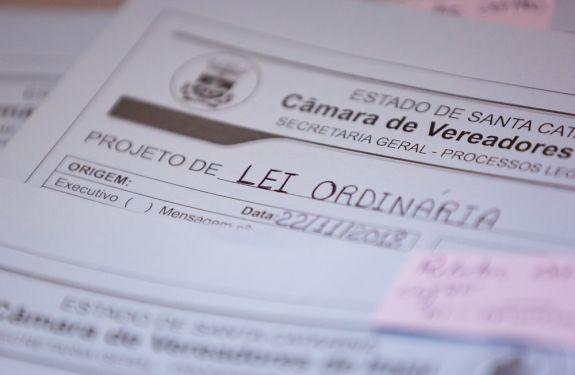 Definidos os cargos das Comissões Técnicas da Câmara de Itajaí