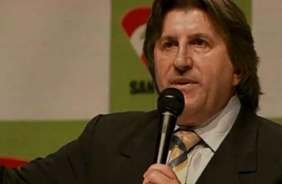 Deputado estadual de SC Leonel Pavan sofre AVC e vai para UTI