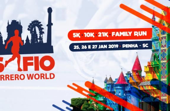 Desafio Beto Carrero World terá provas de 2km, 5km, 10km e 21km