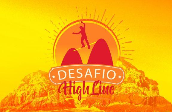 Desafio de highline nas Ilhas Itacolomi será no domingo (17)