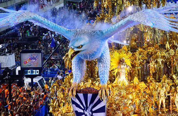 Desfile de Carnaval do Rio pode não acontecer