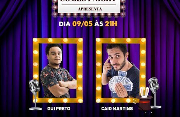 Didge Comedy Nigh traz stand-up paulista nesta quinta-feira em Balneário Camboriú