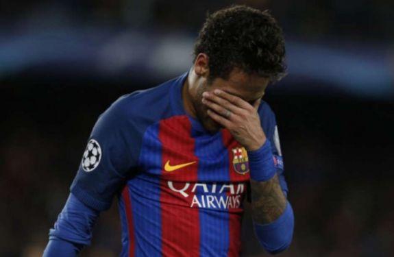Discussão com auxiliar leva Neymar a dar ultimato ao Barça