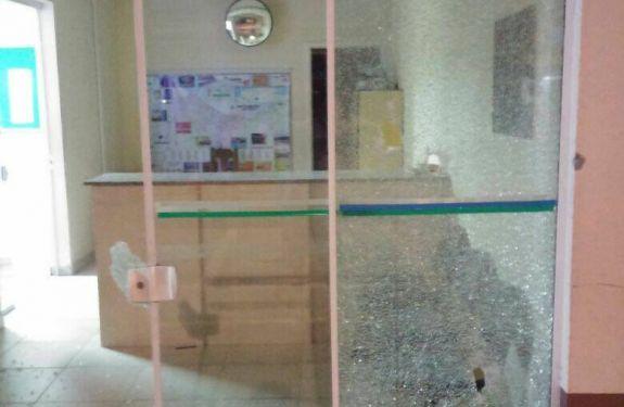 Dois homens atiram contra unidade da PM em Porto Belo