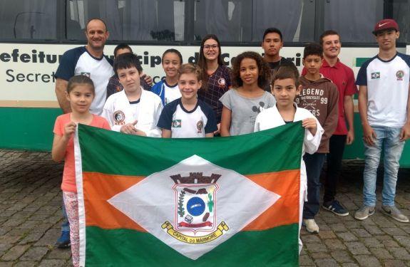Camboriú: Judocas levam medalha de ouro em Campeonato Regional