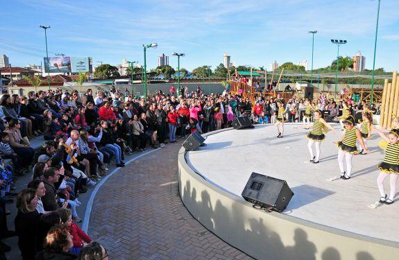 Domingo é dia de Cultura na Praça em Balneário Piçarras