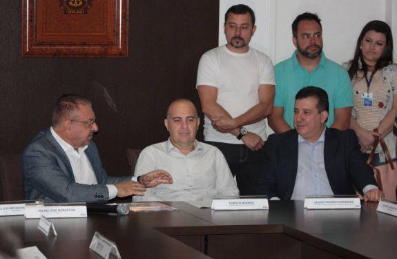 Duas secretarias de Itajaí têm novos secretários