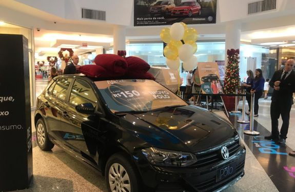 É de Itajaí a ganhadora do carro 0 km sorteado pelo Itajaí Shopping