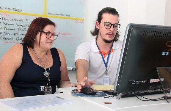 Educação de BC cria sistema inédito para alunos especiais
