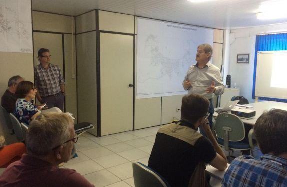 Emasa apresenta projeto de despoluição e revitalização do Canal Marambaia