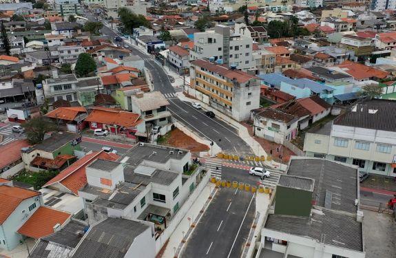 Entenda as modificações do trânsito de Itajaí