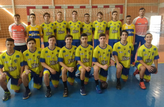Equipe da Univali vence etapa do Brasileiro de Clubes Cadete de Handebol