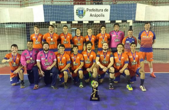 Equipe de handebol da Univali é tricampeã no Brasileiro Júnior