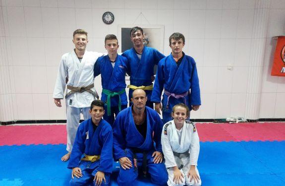 Equipe de Judô de Camboriú vai participar do Brasileiro