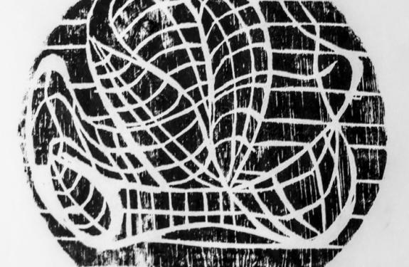 Univali recebe exposição de xilogravuras de Alvaro Galrã