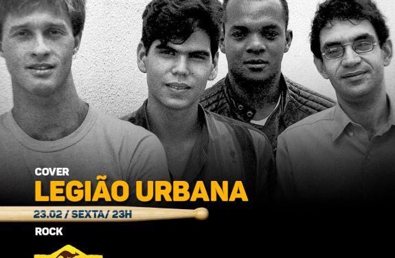 Especial Legião Urbana conta com estreia no Didge BC nesta sexta-feira