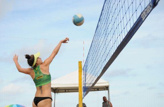Piçarras: inscrições para a 2ª Copa Verão de Vôlei de Praia