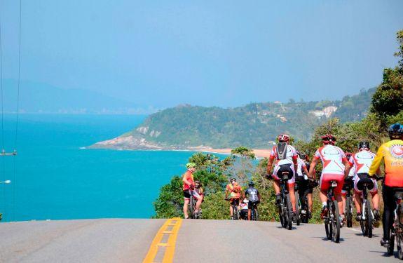 Eventos de cicloturismo movimentam dezembro na Costa Verde & Mar