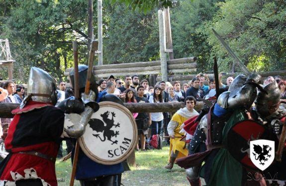Feira Livre e Combate Medieval movimentam BC nesta quinta (20)