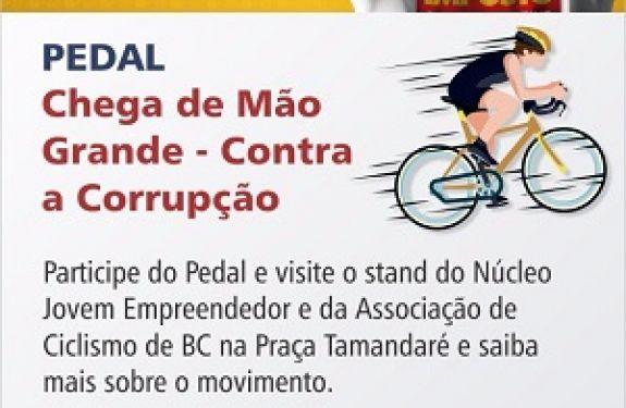 Feirão do Imposto contará com pedalada de conscientização em Balneário Camboriú neste sábado