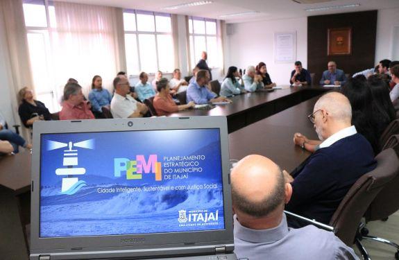 Ferramenta DataPEMI revolucionará gerenciamento dos projetos no Município de Itajaí