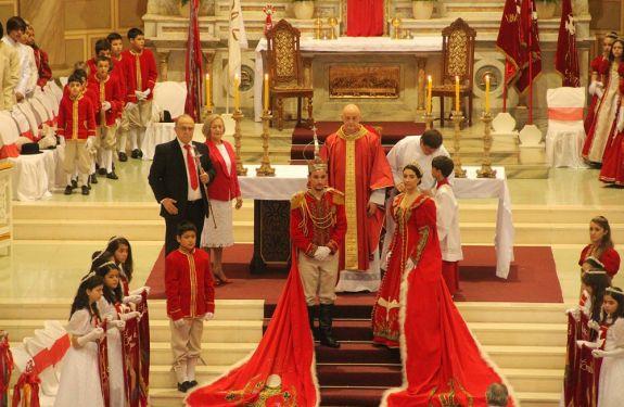 Festa do Divino abre Programação dos 157 anos de Itajaí