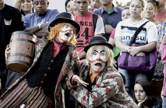 Festival de Teatro contará com espetáculos de rua em Itajaí