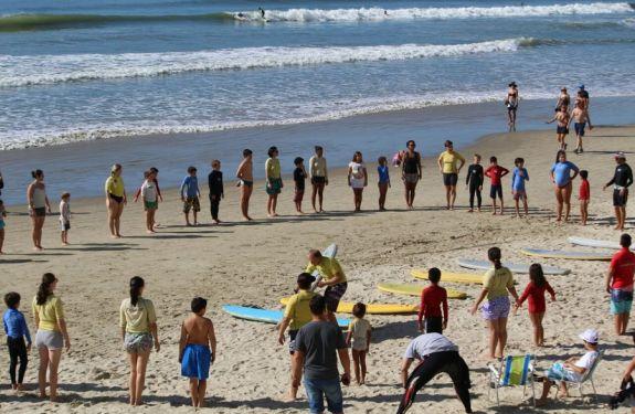 Festival reúne alunos de Surfe nesta sexta (23)